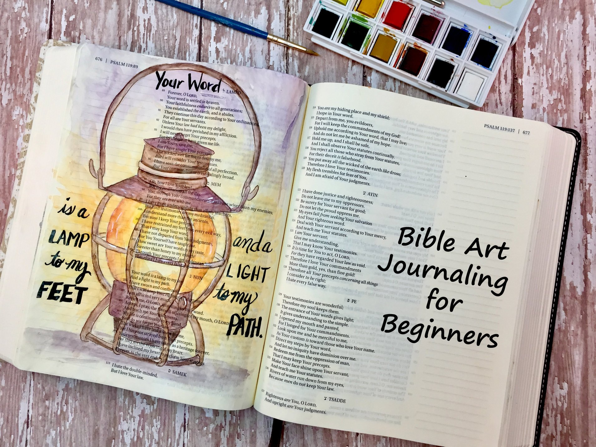 Bible_art_journaling