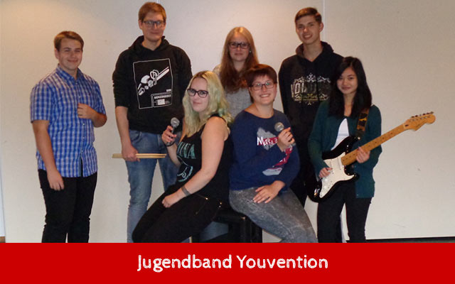 Jugendband Youvention